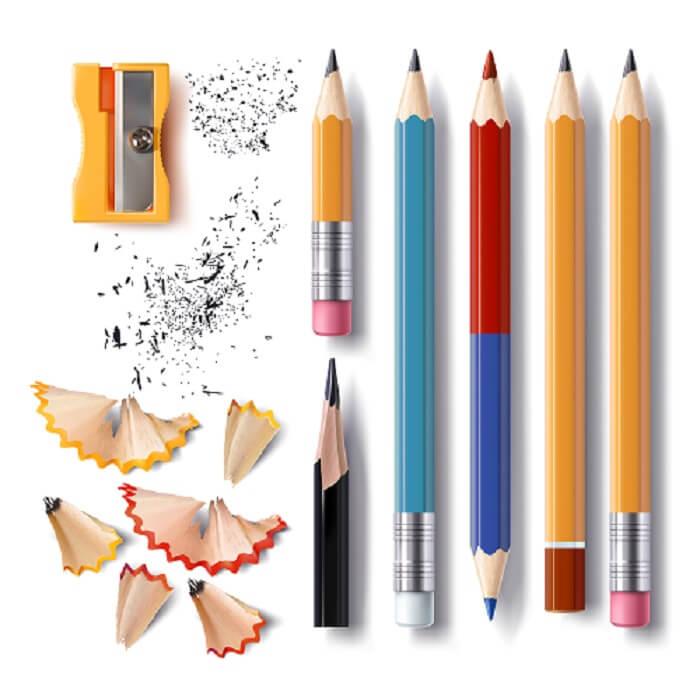 Lápices Para Curar Textos.