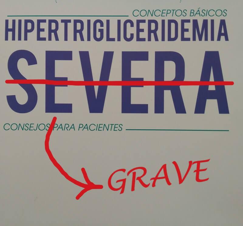 Las Enfermedades Severas No Existen. Las Graves, Sí.