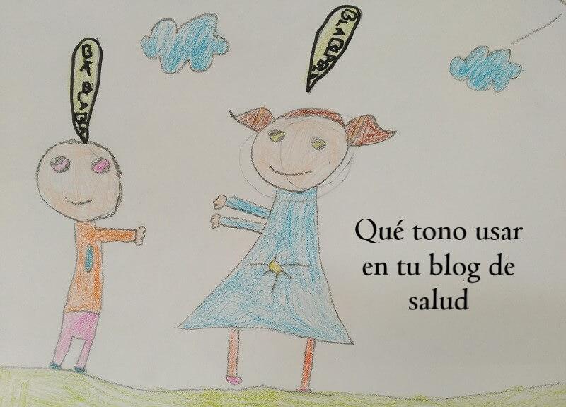 Qué Tono Usar En Tu Blog De Salud